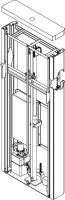 Standard Enclosure Vertical Platform Lifts | Handi-Lift